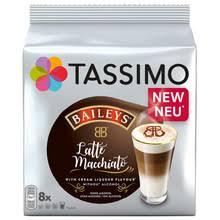 <b>Кофе капсульный Tassimo</b> Латте Макиато Бейлиз - купить ...