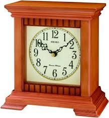 <b>Seiko Настольные Часы Seiko</b> Qxj028An. Коллекция Настольные ...
