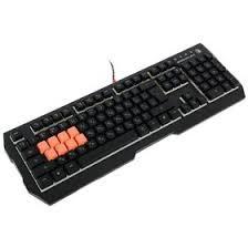 <b>Клавиатура A4Tech</b> Bloody B188, <b>игровая</b>, <b>проводная</b>, подсветка ...