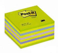 Купить <b>Блок самоклеящийся бумажный 3M</b> Post-it 2028NB ...