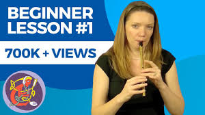 Irish <b>Tin Whistle</b> Lesson #1 - [The Basics] Start Here - YouTube