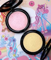 Glittery Unicorn Kisses...and a Look With the New <b>MAC Get Blazed</b> ...