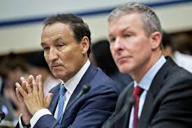 United Airlines president Scott Kirby to replace Oscar Munoz as CEO