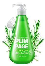 Bioaqua <b>Pum</b> Page <b>Зубная паста</b> - гель Травяная с ванилью, 285 г ...