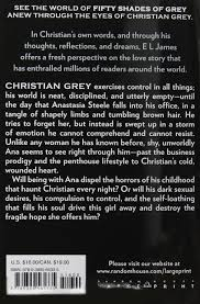 grey fifty shades of grey as told by christian random house grey fifty shades of grey as told by christian random house large print e l james 9780399565335 amazon com books