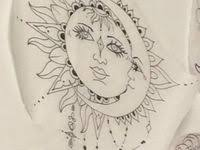 30+ Best <b>Bohemian Sun And Moon</b> Tattoos Meaning images ...