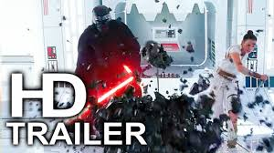 STAR WARS 9 Trailer #3 NEW (2019) The Rise Of Skywalker Movie ...