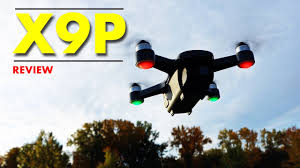 The <b>Upgraded JJRC</b> X9P Drone - Improved Camera - Review ...
