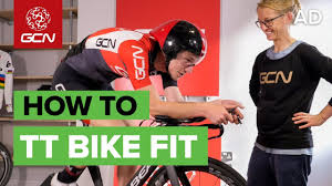 Dr Pooley's Aero Bike Fit | How To Find Your <b>Time Trial</b> Position ...
