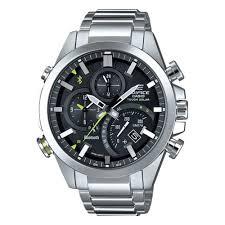 Наручные <b>часы CASIO EQB</b>-<b>501D</b>-<b>1A</b> — купить в интернет ...