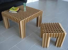 creative diy cardboard furniture coffee table cardboard furniture diy