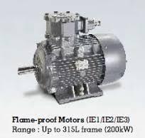 0.5<b>hp</b> - <b>670</b> Hp Three Phase Flame Proof Motor, Rs 8500 /piece | ID ...