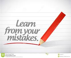 from your mistakes essay learning from your mistakes essay