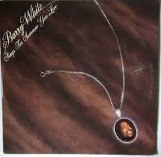Barry White ‎– <b>Barry White Sings</b> For Someone You Love - Made in ...