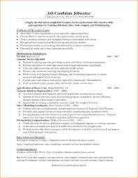 good cv examples for customer service invoice template customer service resume example doc