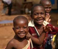 Afrikalı Bir Çocuğun Şiiri