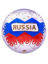 <b>Мяч</b> футбольный <b>Jogel Russia</b> №5 1/30 <b>Jogel</b> 4995239 в ...
