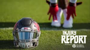 Buccaneers-Saints Injury Report Dec. 5: M.J. Stewart Returns to ...
