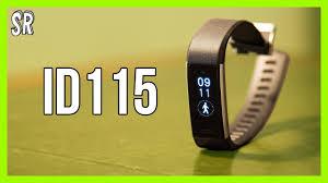 <b>ID115</b> HR <b>Plus</b> | Cheap <b>Fitness</b> Tracker | Review - YouTube
