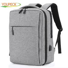 15.6 / 17.3 <b>USB</b> Charge Backpacks Anti Theft Laptop Backpack ...
