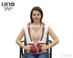 Ударный <b>массажер</b> для шеи и плеч <b>UNO TAP</b> купить в Москве ...