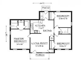 Simple House Plans Simple Affordable House Plans  small house plan