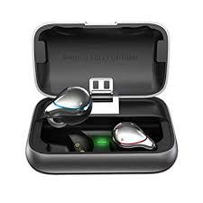 Wireless Earbuds, Aimus <b>Bluetooth Earphones 5.0</b> Wireless ...