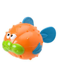 "<b>Игрушка для ванны</b>""<b>Рыба-ёж</b>"" плавающая Alex 2730016 в ..."