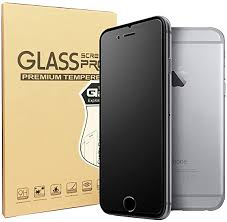 Sonto iPhone 6 6s Matte Tempered Glass Screen ... - Amazon.com