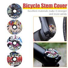 WAKE <b>Bicycle Headset Fork Top</b> Cap CNC MTB Mountain Bike ...