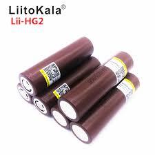2019 LiitoKala Lii HG2 <b>18650 18650</b> 3000mah electronic cigarette ...