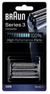 <b>Сетка и режущий блок</b> Braun 32S (Series 3) — купить по ...