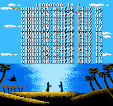 9-in-1 <b>Kyatto Ninja Teyandee</b> » NES Ninja