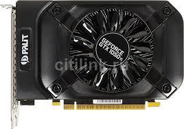 Купить <b>Видеокарта PALIT</b> nVidia <b>GeForce GTX</b> 1050TI , PA ...
