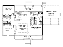 Contemporary House Plans One Story   images about single level practical housing     house plans  first story