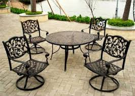 black wrought iron furniture best outdoor wrought iron patio furniture with garden furniture can be a black wrought iron table