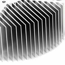 HOT 1 x <b>silver aluminum radiator</b> U 80 * 40 * 40mm - AliExpress