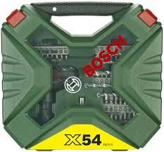 Набор оснастки Bosch <b>Bosch X-Line-54 предмета</b>