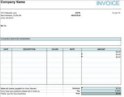lawn service invoice template excel service invoice invoic auto service invoice