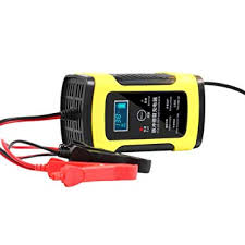 foreverwen Fully Intelligent Car Battery Charge, <b>12V 6A</b> Smart Fast ...