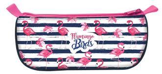 SchoolФормат <b>Пенал</b>-косметичка <b>Фламинго</b> (ПК-ФЛМ) — купить ...