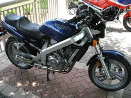Honda Hawk Gt One Clean Honda Hawk Gt Oh What Might Have Been Motorcycle