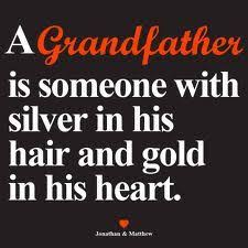 Grandfather Quotes on Pinterest | Grandpa Quotes, Remembrance ... via Relatably.com