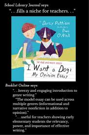 news   fiction notesfiction notes slj and booklist reviews of quoti want a dogquot by darcy pattison recommended