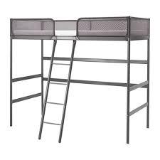 IKEA Loft <b>Bed Frame</b>, <b>Dark Gray</b>- Buy Online in Guernsey at Desertcart