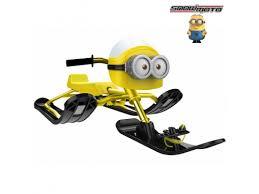 Купить <b>снегокат Snow Moto</b> Minion Despicable Me Желтый по ...