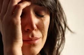 Crying Woman via Relatably.com