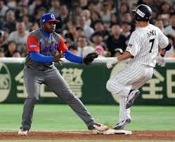 Resultado de imagen de CubavsJapón clásico mundial béisbol 2017