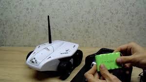 Танк-шпион WiFi <b>Happy Cow</b> I-Tech с камерой / распаковка / обзор
