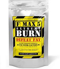 Formula Max5 <b>Fat Burners</b>   Strong Slimming Pills   30 Extreme Burn ...
